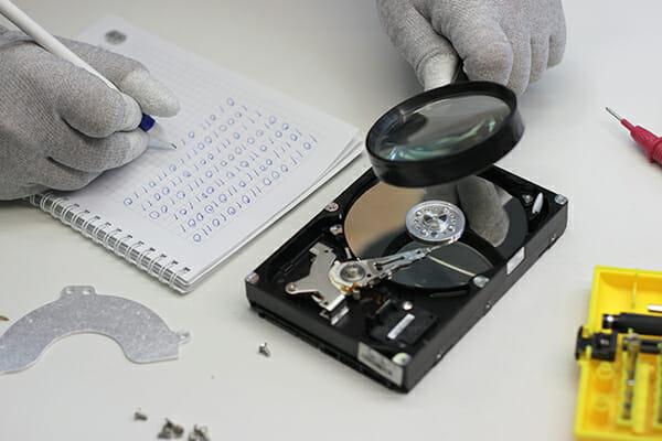 Data backup & recovery