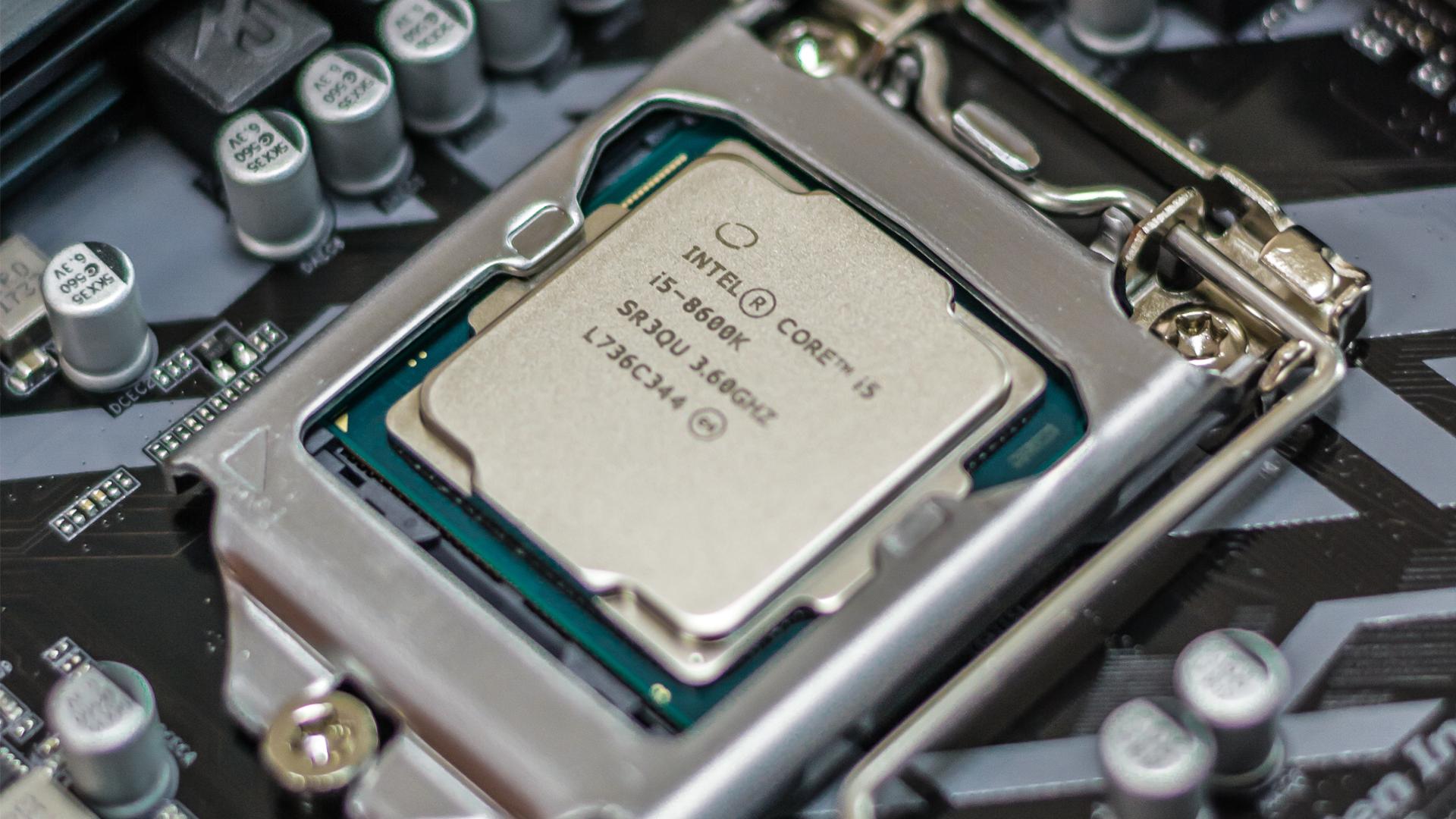 Intel i5-8600K
